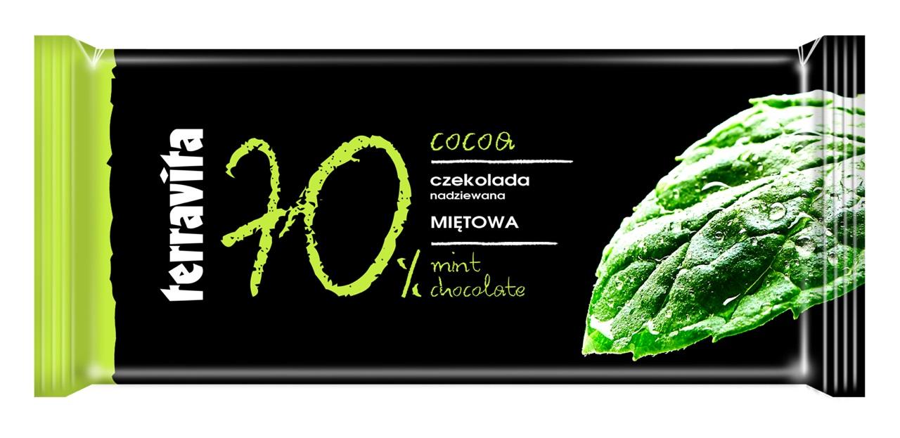 TERRAVITA %70 MINT CHOCOLATE