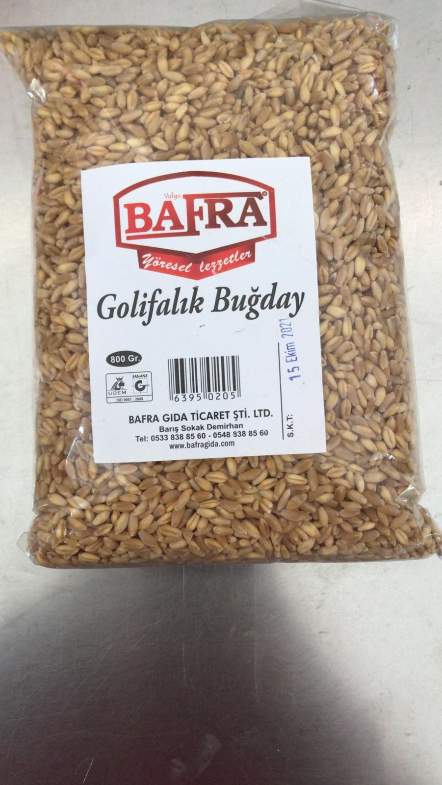 BAFRA GOLIFALIK BUGDAY 800GR