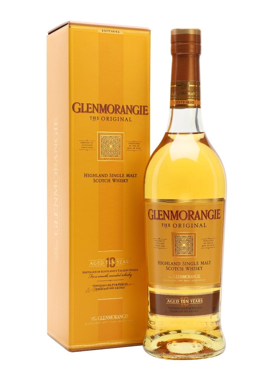 GLENMORANGIE 10YO.70CL